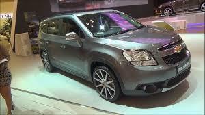 Review Awal Chevrolet Orlando LT di GIIAS 2016 - YouTube