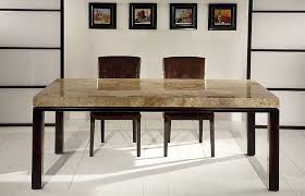 stone top dining room tables home design gallery ideas