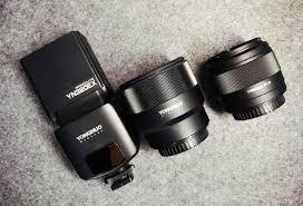 Скоро будет выпущена <b>вспышка Yongnuo YN320EX</b> для камер ...