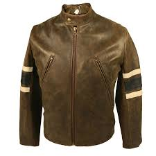 wolverine x men the last stand brown leather jacket