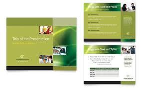 Internet Marketing Powerpoint Presentation Template Design