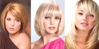 Haircuts V Průměru Vlasy Pro Kulaté Tváře účesy Pro Holky S
