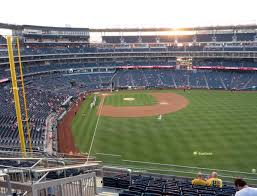 Nationals Park Section 236 Seat Views Seatgeek