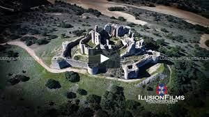 Castillo de Puebla de Almenara, Cuenca, España on Vimeo