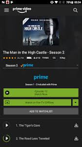 amazon prime video.  Amazon Screenshot Image On Amazon Prime Video O