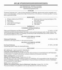 sonographer resume samples best ultrasound technician example related  resumes