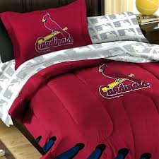 st louis cardinals bedding queen sets designs bed set st louis cardinals bedding