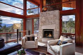 with an energy efficient mendota gas fireplace insert you can turn down the thermostat and let the award winning log fire heat the main living space