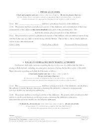 Custody Agreement Sample Sample Parenting Plan Template Sample Parenting Plan Template