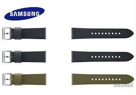 <b>Genuine</b> Samsung Gear S3 <b>Classic Leather Band Strap</b> YSL76 ...