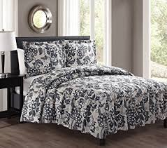 gray bedspread king. Delighful Gray Temperance TealGray Bedspread Set King Inside Gray