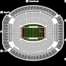 Fedex Field Seating Chart U2 Lovely Franklin Field