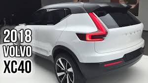 2018 volvo xc40. exellent volvo upcoming 2018 volvo xc40  techgallery in volvo xc40