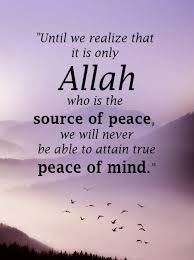 Beautiful Allah Quotes