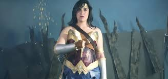build wonder woman s armor for