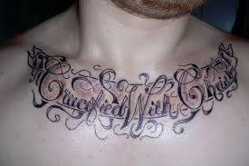 Christian Quotes Tattoos Best Of 24 Quotes Tattoos On Chest