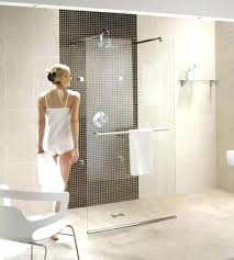 shower without door bathroom shower designs without doors modern design ideas walk in throughout 5 showers