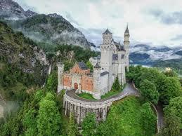 visit google amazing munich. Neuschwanstein Castle - Germany Visit Google Amazing Munich