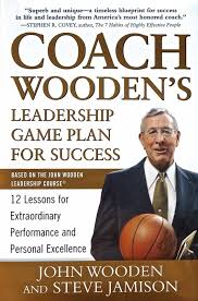 coach wooden s leadership game plan for success