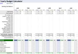 Year Budget Spreadsheet New Blog Templates Hongkiat Com Useful Microsoft Word