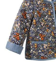 Image 4 of FLORAL PRINT QUILTED JACKET from Zara | Children's ... & FLORAL PRINT QUILTED JACKET - Coats - Baby girl (3 - 36 months) - Adamdwight.com