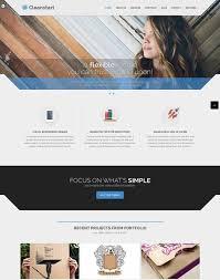 Simple Website Template Awesome 48 Best Premium Website Templates 48 FreshDesignweb