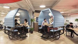 office privacy pods. Adaptable Modular Offices. Soothing Privacy Office Pods