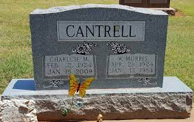 Morris Cantrell (1924-1984) - Find A Grave Memorial