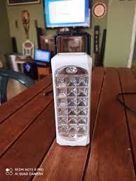 Esenler içinde, ikinci el satılık hometech şarjlı lamba - le