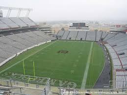 Williams Brice Stadium View From Upper Level 907 Vivid Seats