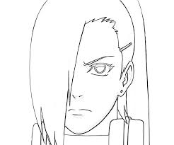 Coloring Pages Of Naruto 488websitedesigncom