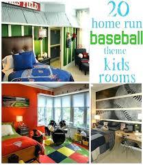Sports Room Decorating Sports Themed Bedroom Decor Home Run Baseball Theme  Kids Rooms Design Dazzle Sports . Sports Room Decorating ...