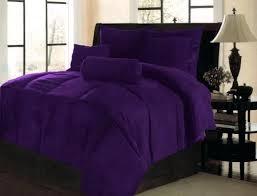 purple bed set queen solid purple bedding sets dark purple comforter sets queen