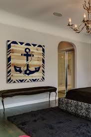 Nautical Inspired Bedrooms 17 Best Ideas About Anchor Decorations On Pinterest Nautical