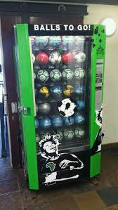 Vending Machines In South Africa Mesmerizing Soccer Ball Vending Machine In South Africa Awesome Photos