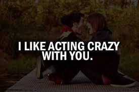 Crazy Love Quotes Unique Crazy In Love Quotes Tumblr In Love Quotes
