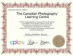 photography diploma the canadian photography learning centre photography diploma