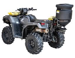 Vertical Mount Atv All Purpose Spreader Buyers Products