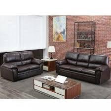 Brown leather sofa sets Pillow Sofa Sectional Sofa Sofa Set Leather Loveseat Sofa Contemporary Sofa Couch Seat Amazoncom Leather Sofa Set Ebay