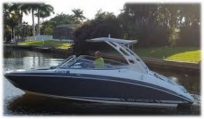 yamaha jet boat. 25 ft. yamaha jet boat