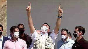 Covid makes <b>Brazil's</b> president Bolsonaro a hero to some - BBC News