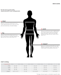 Fila Mens Size Chart Fila