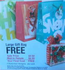 menards catalog free gift bags free pencils more