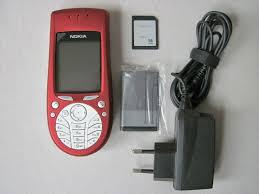 Nokia 3660 only one on Ebay ...