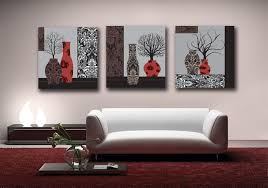 Wall Paintings Living Room Set Decorative Art Without Frame Living Room Sofa Background Wall