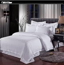 white hotel bedding sets
