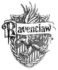 Coloring Pages Harry Potter Ravenclaw