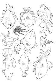 Aquarium Drawing Free Download On Ayoqqorg