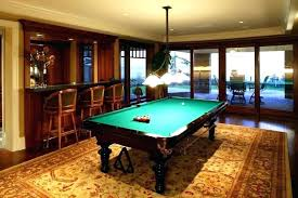 rug under pool table size rug under pool table 8 foot pool table rug size designs