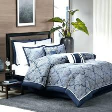 navy blue king size bedding dark grey comforter bedding blue and grey bedding navy blue king